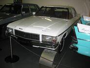 Holden WB Kingswood Sedan prototype (1979)