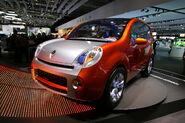 New Renault Kangoo Concept