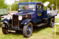 1934 Model BB pickup
