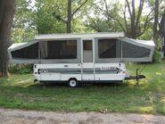 Jayco pup up 2006 tent camper