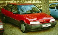 Rover 214 R8 prefacelift 1990