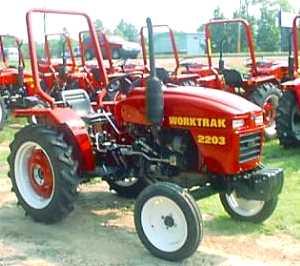 WorkTrak 2203