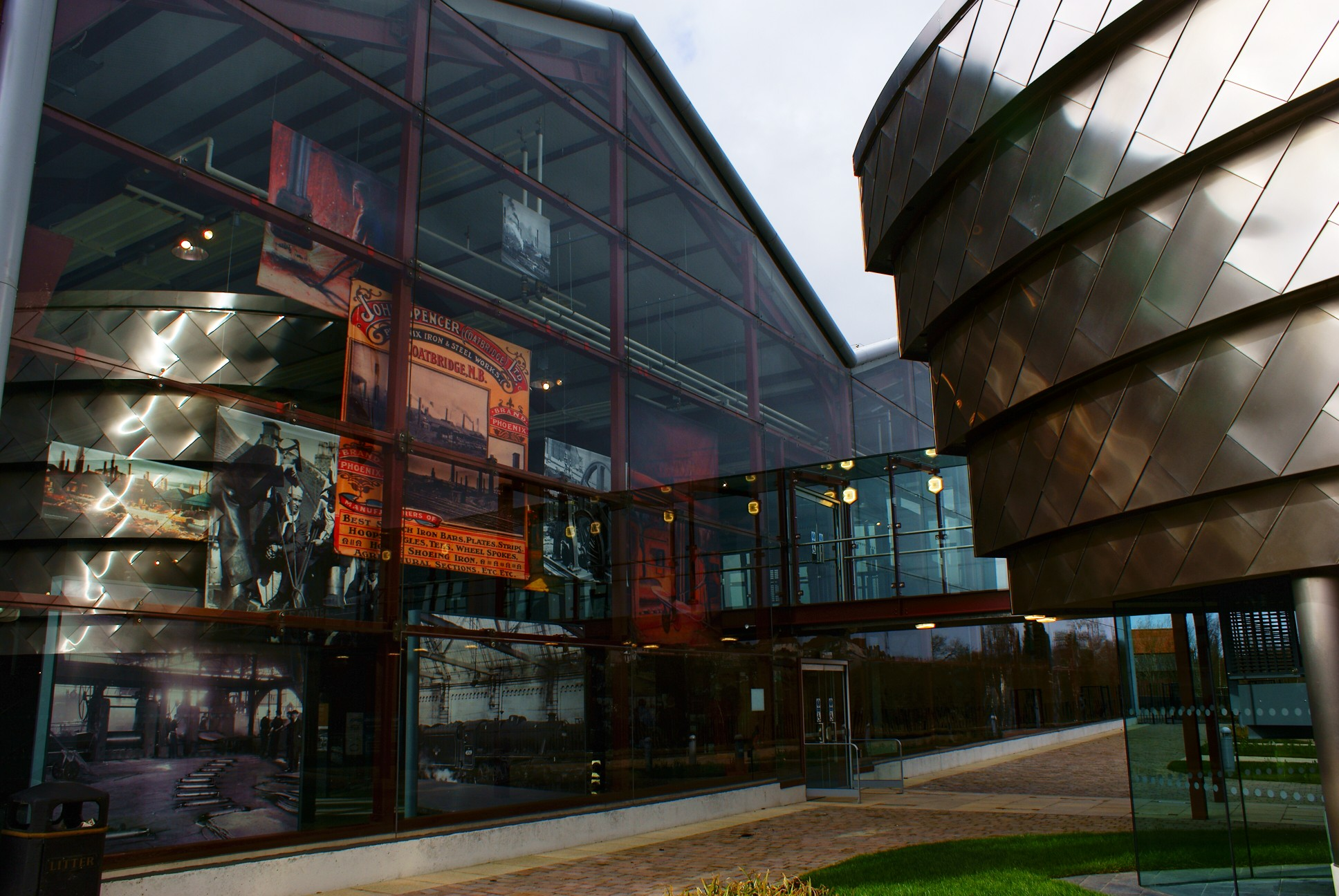 Summerlee, Museum of Scottish Industrial Life