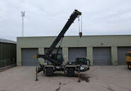 1990s COLES GROVE AT422 Armycrane 4WD