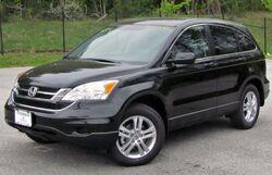 2010 Honda CR-V EX-L (US)