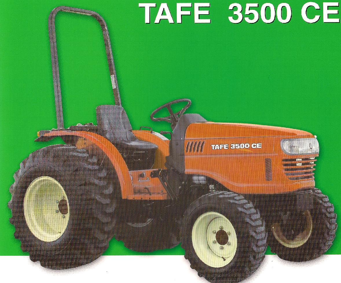 TAFE 3500 CE