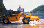 A 1970s Whitlock Brothers DD70 ADT Diesel