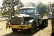 A 1960s LEYLAND Contractor Haulage Tractor 6X4 Diesel