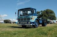 A 1970s LEYLAND Badger Diesel Haulage Tractor