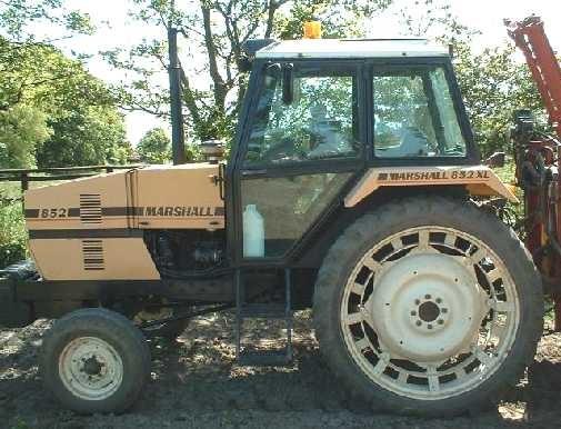 Marshall 852 XL