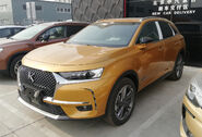 DS 7 Crossback 002 China 2018-03-26