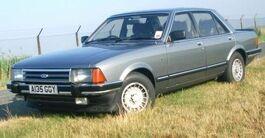 European Ford Granada