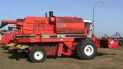 MF 9720 (White) combine - 1985.jpg