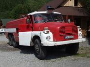 Tatra T148 - firefighting car