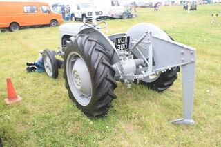 A later model Ferguson mole plough