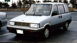 1988 Nissan Prairie (Japan-spec)