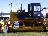 Shantui SD23 crawler