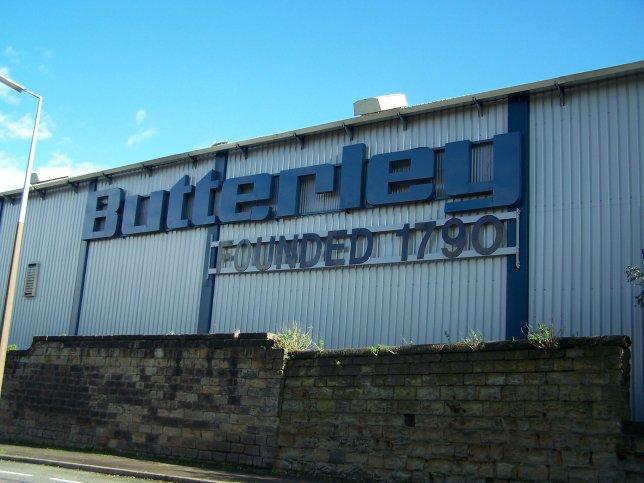 Butterley Engineering