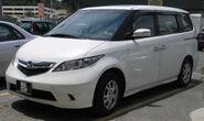 Honda Elysion (first generation) (front), Serdang