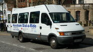 Horsham Dial-a-Ride GN04 UVD 2