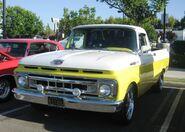 1961 Ford F-100 Pickup