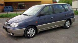 2000 Kia Carens (Europe)