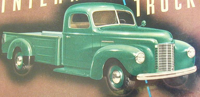 International K-3 Truck
