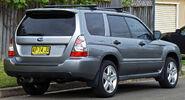 2005-2008 Subaru Forester XT wagon 01