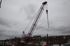 Jones crane in Whitby - IMG 6375