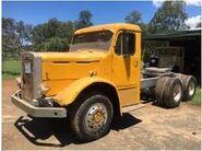 A 1950s LEYLAND Super Hippo Haulage Tractor Diesel