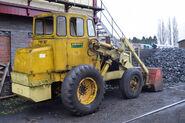 A 1970s Weatherill Loader Diesel