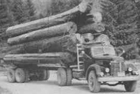 International KBR-11 Truck