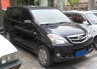 FAW Senya M80 China 2012-04-22