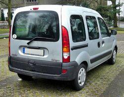 Renault Kangoo rear.JPG