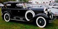 Studebaker Phaeton