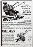 A 1950s Allen Of Oxford Autogardeners