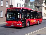 Citaro Oxford Bus Company