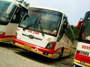 Hyundai Universe Space Luxury - Five Star Bus Company Incorporated - 88032