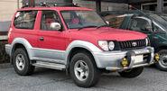 Toyota Land Cruiser Prado 90 007