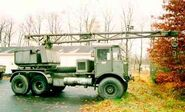 1940s Coles AEC Matador 6X6 Cranetruck