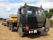 A 1980s Scammell S26 6X4 TDI Machinery Transporter
