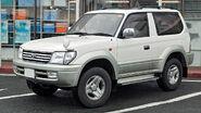 Toyota Land Cruiser Prado 90 005