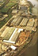 COLES CRANES Crown Works at Sunderland