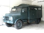Hanomag AL-28 BGS Funkkraftwagen L