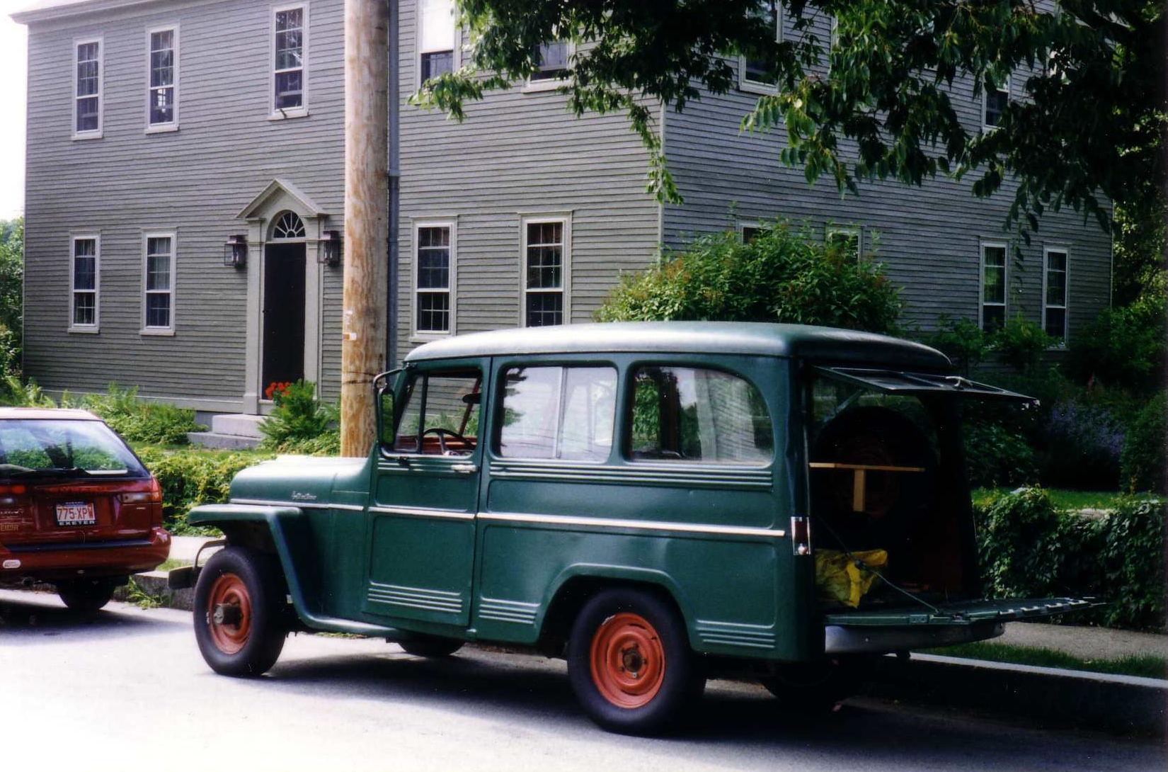 Willys Jeep Wagon