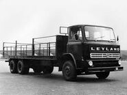 A 1970s LEYLAND Boxer Lorry Diesel