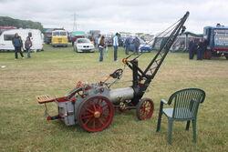 Crane engine model - scorton 09 - IMG 4926