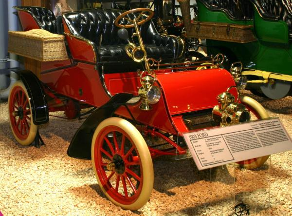 Ford Model A (1903–1904)