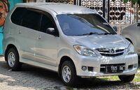 2011 Daihatsu Xenia 1.0 Li Deluxe, Central Surabaya