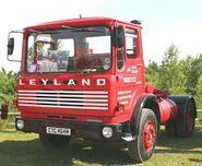 A 1970s LEYLAND Buffalo Roadtractor Diesel